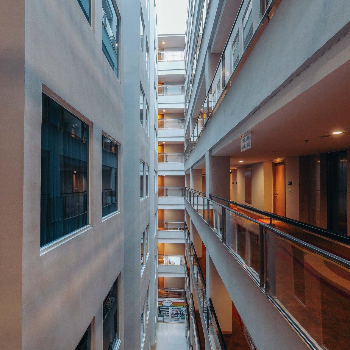 North Building